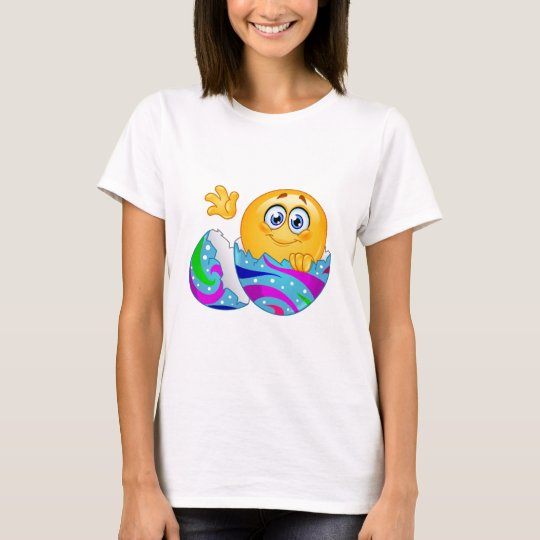 Easter egg Emoji T-Shirt