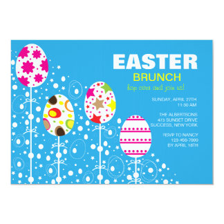 Easter Egg Follies Invitation