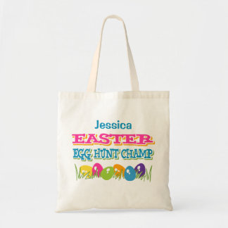 Easter Egg Hunt Champ Tote Bag