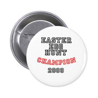 Easter Egg Hunt Champion 2009 Button