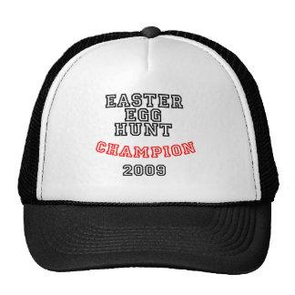 Easter Egg Hunt Champion 2009 Hats