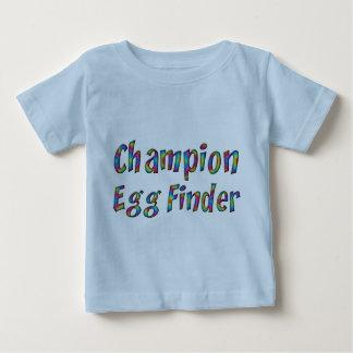 Easter Egg Hunt Champion Egg Finder Funny Colorful Baby T-Shirt