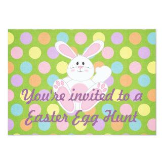 Easter Egg Hunt 13 Cm X 18 Cm Invitation Card