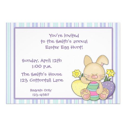 Easter Egg Hunt Announcement
