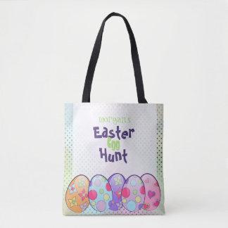 Easter egg hunt- Personalized bag