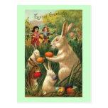 Easter Egg Hunt Post Cards