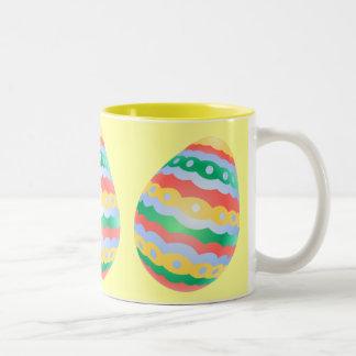 Easter Egg Mug Coffee Cup Festive Easter Cup Decor