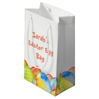 Easter Egg Pastel Small Gift Bag