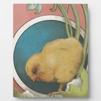 Easter Egg Postcard Plaque