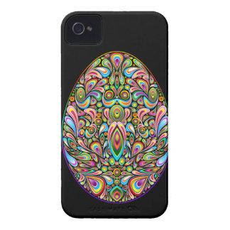 Easter Egg Psychedelic Art Design BlackBerry Case