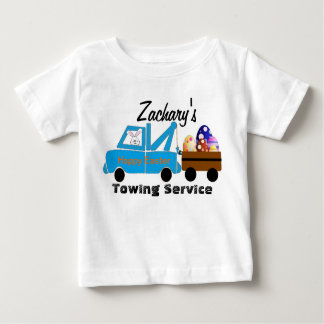 Easter Egg Towing Baby T-Shirt