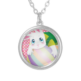 Easter Egg with Bunny on top Custom Jewelry
