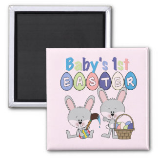Easter Eggs 1st Easter T-shirts and Gifts Magnet