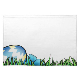 Easter Eggs Background Placemat