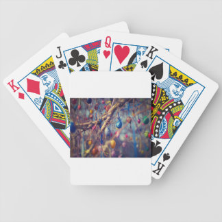 Easter-eggs Bicycle Playing Cards