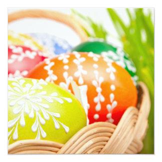 Easter Eggs Card