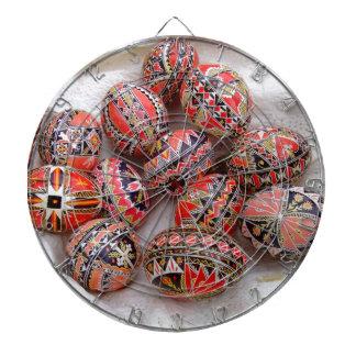 Easter Eggs Dartboard