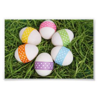 Easter Eggs Photo Art