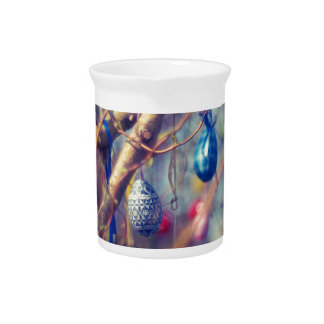 Easter-eggs Pitcher
