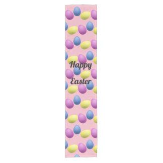 Easter eggs table runner