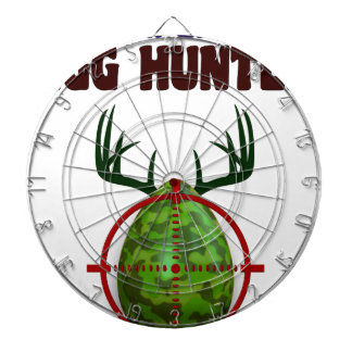 Easter expert Hunter, egg deer target shooter, fun Dartboard