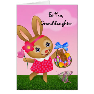 Granddaughter easter gifts t shirts art posters other gift easter for granddaughter card negle Gallery