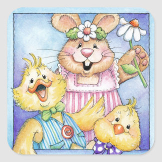 Easter Friends - Stickers