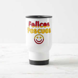 Easter Gifts for Spanish Speakers  Felices Pascuas Mug
