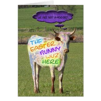 Easter Graffiti Card