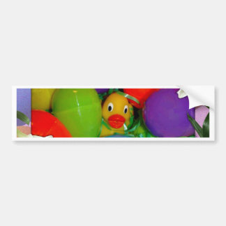 Easter Greetings #2_ Bumper Stickers
