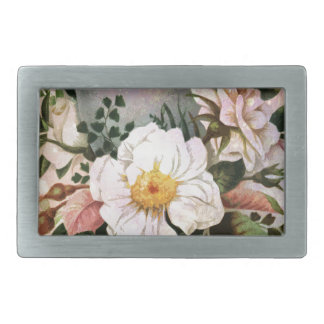 EASTER GREETINGS 5 RECTANGULAR BELT BUCKLE