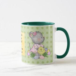 Easter Greetings mug