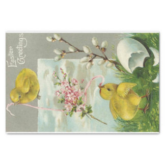 Easter Greetings Tissue Paper