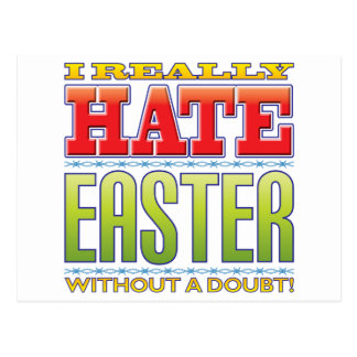 Easter Hate Post Cards