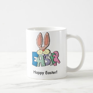 Easter-Holiday, Happy Easter! Coffee Mug