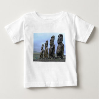 Easter-Island Baby T-Shirt