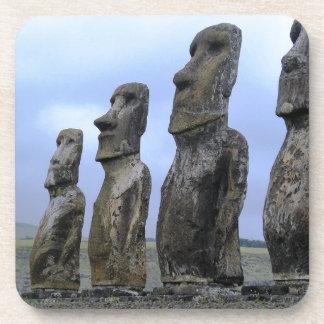 Easter-Island Coasters