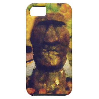 Easter Island Head Statue iPhone 5 Covers