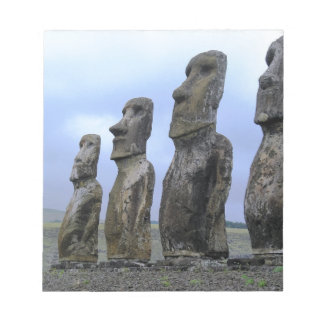 Easter-Island Notepads