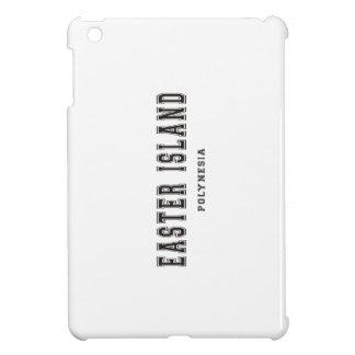 Easter Island Polynesia iPad Mini Covers