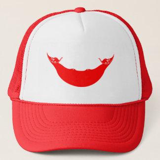 easter island trucker hat
