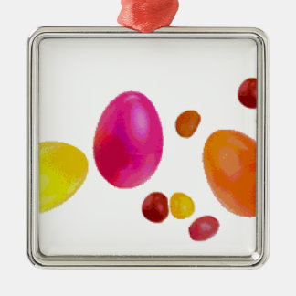 Easter Jelly Beans Christmas Tree Ornament