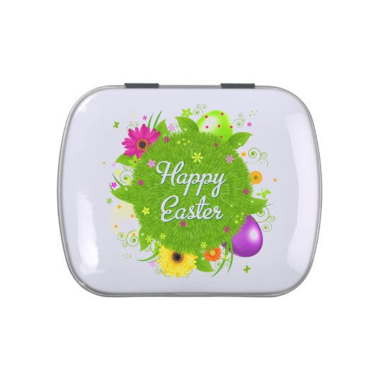 Easter Jelly Belly Candy Tins