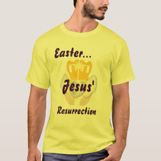 Easter Jesus' Resurrection-Customize T-Shirt