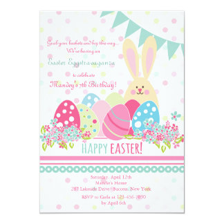 Easter Joy Invitation