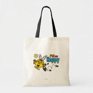 Easter Little Miss Sunshine Tote Bag