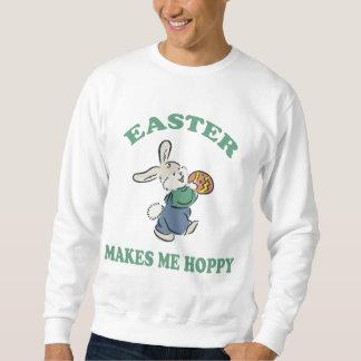 Easter Makes Me Hoppy Sweatshirt