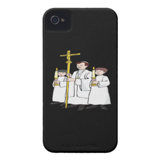 Easter Mass iPhone 4 Case
