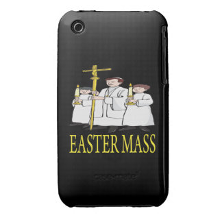 Easter Mass Case-Mate iPhone 3 Cases