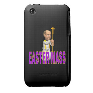 Easter Mass iPhone 3 Case